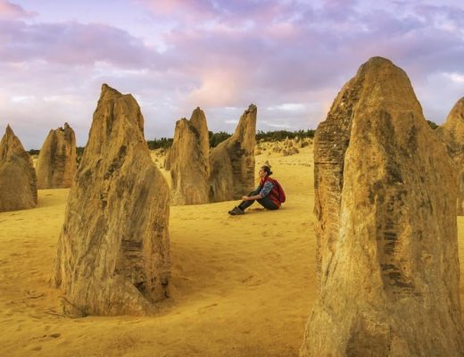 The Pinnacles of Nambung 0 520x400 - Perth & South Western Australia - Region Guide
